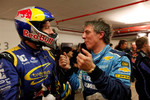 Travis Pastrana and Jason Plato