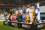 Race of Champions drivers photoshoot