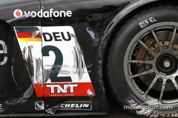 #2 Vitaphone Racing Team Maserati MC12
