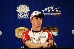 Post Race Press Conference: James Courtney, #18 Jim Beam Racing