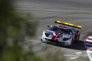 #41 Marc VDS Racing Team Ford GT: Markus Palttala, Matteo Bobbi