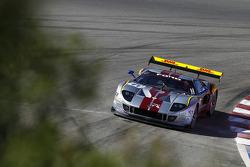 #41 Marc VDS Racing Team Ford GT: Markus Palttala, Matteo Bobbi