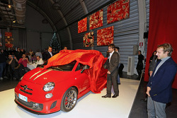 Ferrari Christmas celebrations