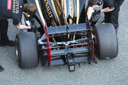 Renault Lotus rear detail
