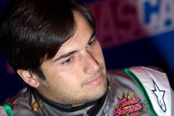 NASCAR Camping World Truck Series driver Nelson A. Piquet