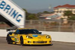 #4 Corvette Racing Chevrolet Corvette ZR1: Oliver Gavin, Jan Magnussen