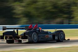 #05 CORE Autosport Oreca FLM 09: Jon Bennett