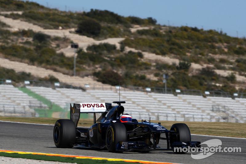 Rubens Barrichello, AT&T Williams, FW33