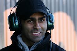 Karun Chandok, Lotus F1 Team