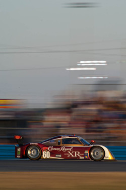 #60 Michael Shank Racing Ford Riley: Marc Goossens, Oswaldo Negri, John Pew, Michael Valiante