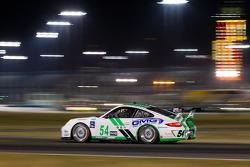 #54 TRG/Black Swan Racing/GMG Racing Porsche GT3: Jeroen Bleekemolen, Bret Curtis, Tim Pappas, Patrick Pilet, James Sofronas