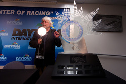 Grand Am Rolex Series Championship Trophy presentation