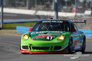 #47 Rick Ware Racing Porsche GT3: Jeffrey Earnhardt, Doug Harrington, Maurice Hull, Scott Monroe