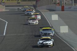 #76 Need for Speed Schubert BMW Z4 GT3: Augusto Farfus, Edward Sandström, Tom Milner, Claudia Hürtgen