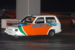 Relian Robin Racing In The Live Action Arena