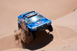 #302 Volkswagen: Nasser Al Attiyah and Timo Gottschalk