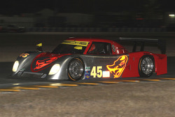 #45 Flying Lizard Motorsports Porsche-Riley: Jörg Bergmeister, Patrick Long, Seth Neiman, Johannes van Overbeek