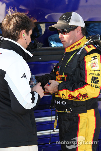 Wolf Henzler and Brendan Gaughan