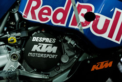 KTM bike of Cyril Despres