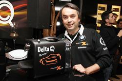 Delta Q BMW X-Raid presentation: Ricardo Leal dos Santos