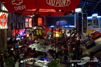 Champion's breakfast: inside the Daytona 500 experience