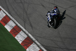 Jorge Lorenzo of Yamaha Factory Team