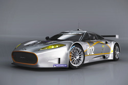 The 2012 Spyker C8 Aileron GT racing car