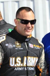 Top Fuel Driver Tony Schumacher