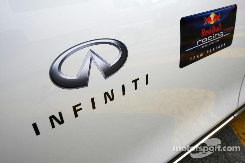 Red Bull Racing and Infiniti