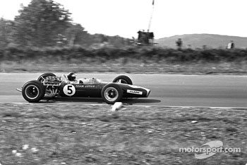In its first F1 season, 1967, the new Ford DFV engine won four races: Holland, Great Britain, USA at Watkins Glen, and Mexico; all wins were by Jim Clark in a Lotus 49.