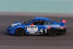 #41 TRG Porsche 997: Spencer Pumpelly, Richard Zahn