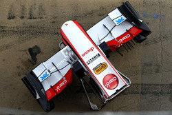 Sauber F1 Team front wing