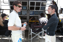 Richard Westbrook and Neel Jani