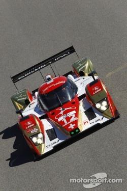 #12 Rebellion Racing Lola B10/60 Coupé - Toyota: Nicolas Prost, Neel Jani