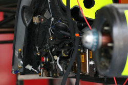 Scuderia Ferrari, Technical detail