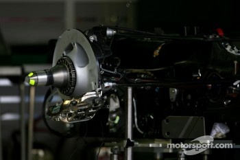 McLaren Mercedes, Technical detail