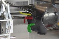 Formula 1 Foto - Toro Rosso STR11 front brake duct