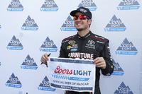 NASCAR Sprint Cup Fotos - Polesitter Martin Truex Jr., Furniture Row Racing Toyota