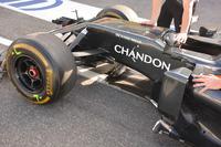 Formula 1 Foto - McLaren MP4-31, dettaglio