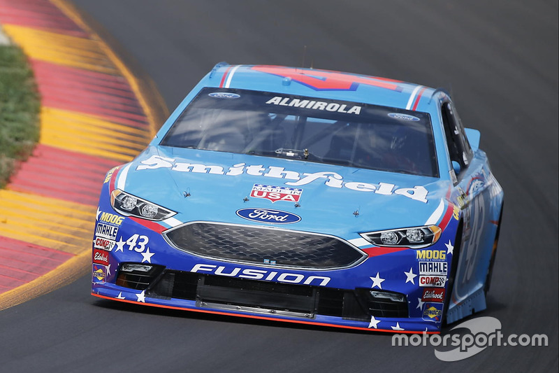 27. Aric Almirola, Richard Petty Motorsports, Ford
