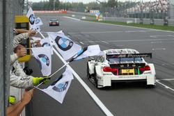 second place for Tom Blomqvist, BMW Team RBM, BMW M4 DTM