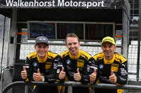 VLN Photos - Pole position for Christian Krognes, Victor Bouveng, Jörg Müller, Walkenhorst Motorsport, BMW M6 GT3
