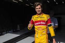 Polesitter Antonio Giovinazzi PREMA Racing
