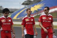 Formula 1 Foto - Sebastian Vettel, Ferrari