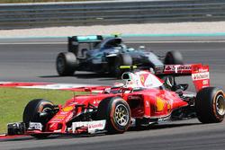 Kimi Räikkönen, Ferrari, SF16-H