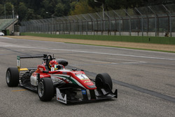 Sieger Lance Stroll, Prema Powerteam, Dallara F312, Mercedes-Benz