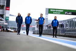 Olivier Pla, Stefan Mücke, Harry Tincknell, Andy Priaulx, Ford Chip Ganassi Racing Team UK