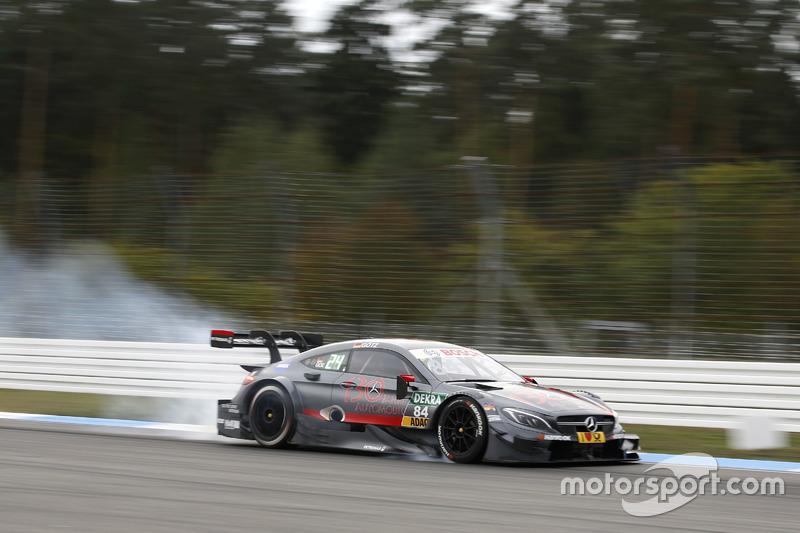 17. Maximilian Götz, Mercedes-AMG Team HWA, Mercedes-AMG C63 DTM
