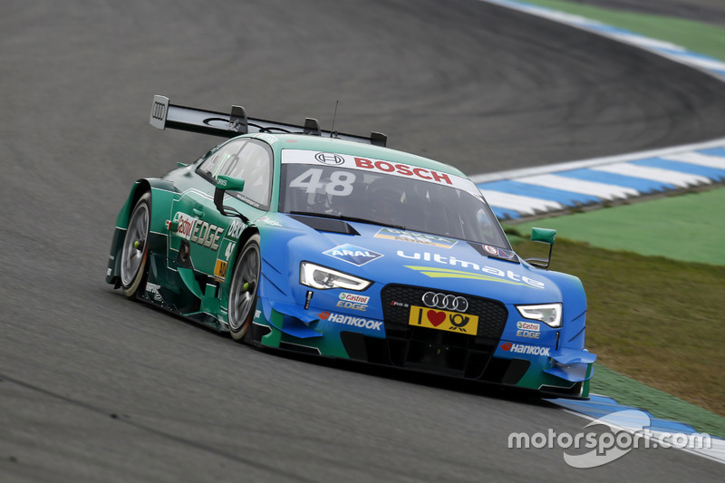 Hockenheim 2: Edoardo Mortara (Abt-Audi)