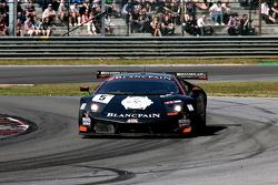 #5 Swiss Racing Lamborghini Murcielago 67: Karl Wendlinger, Peter Kox